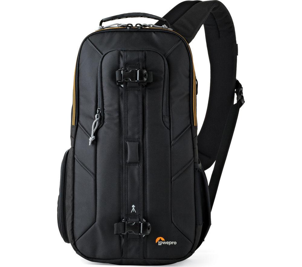 Lowepro Slingshot Edge 250 Aw Dslr Camera Backpack Black Currys Video Pack 250aw Sentinel
