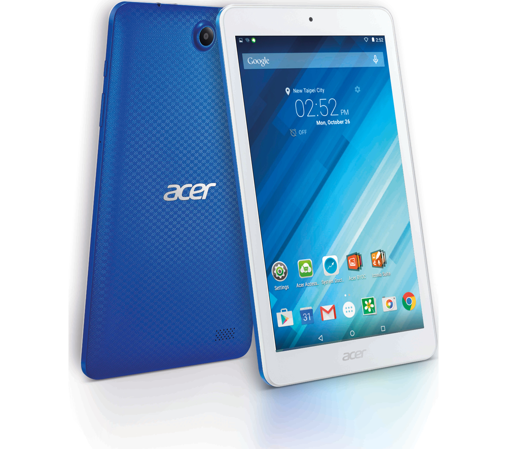 Acer Iconia One 8 (B1-850) is a New Tablet