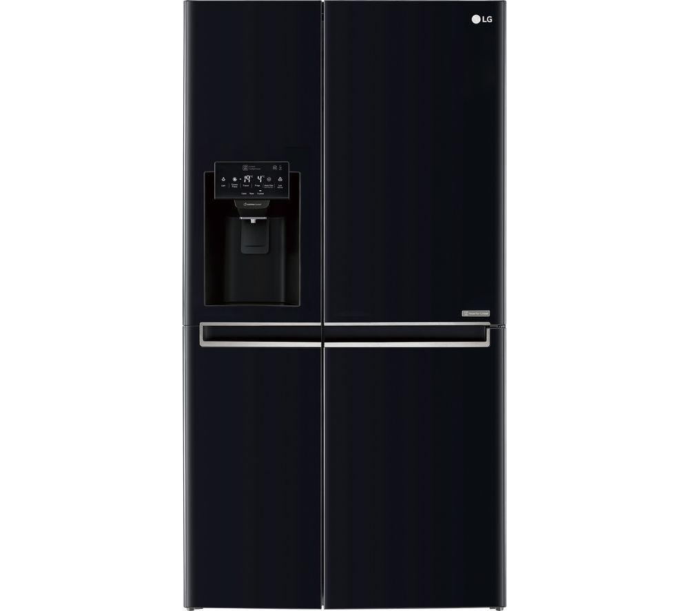 lg gsl760wbxv american style frost free fridge freezer. Black Bedroom Furniture Sets. Home Design Ideas