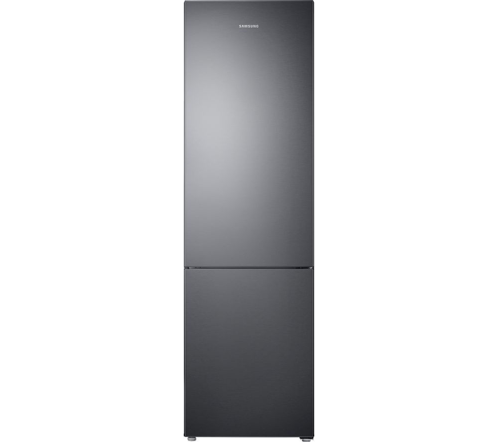 samsung fridge freezer. sentinel samsung rb37j5025b1 fridge freezer - black steel samsung