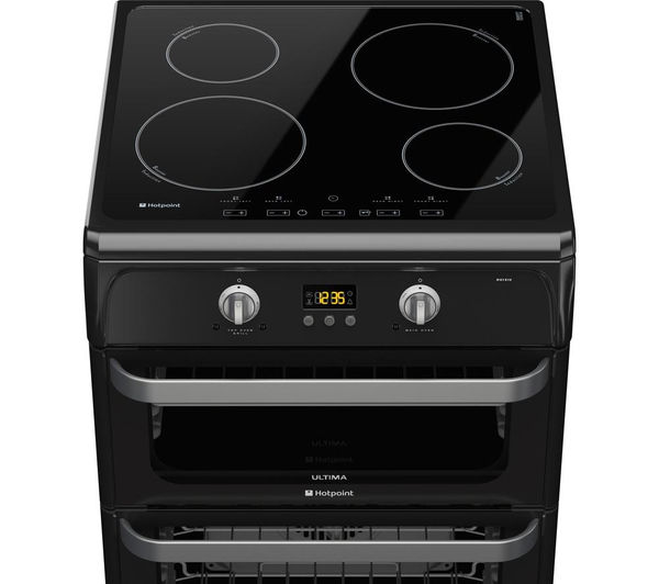 Best Induction Cookers ~ Hotpoint ultima hui k electric induction cooker black ebay