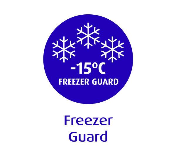 Freezer guard