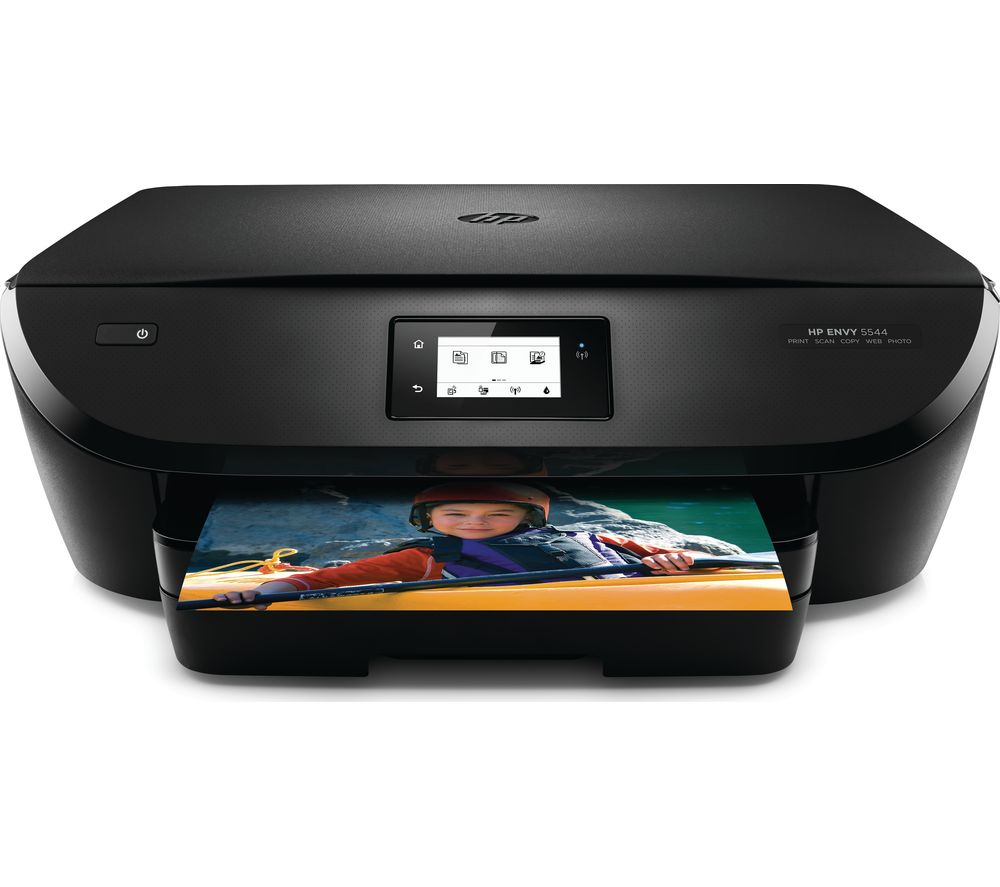 Hp Envy 5544 All In One Wireless Inkjet Printer Wifi