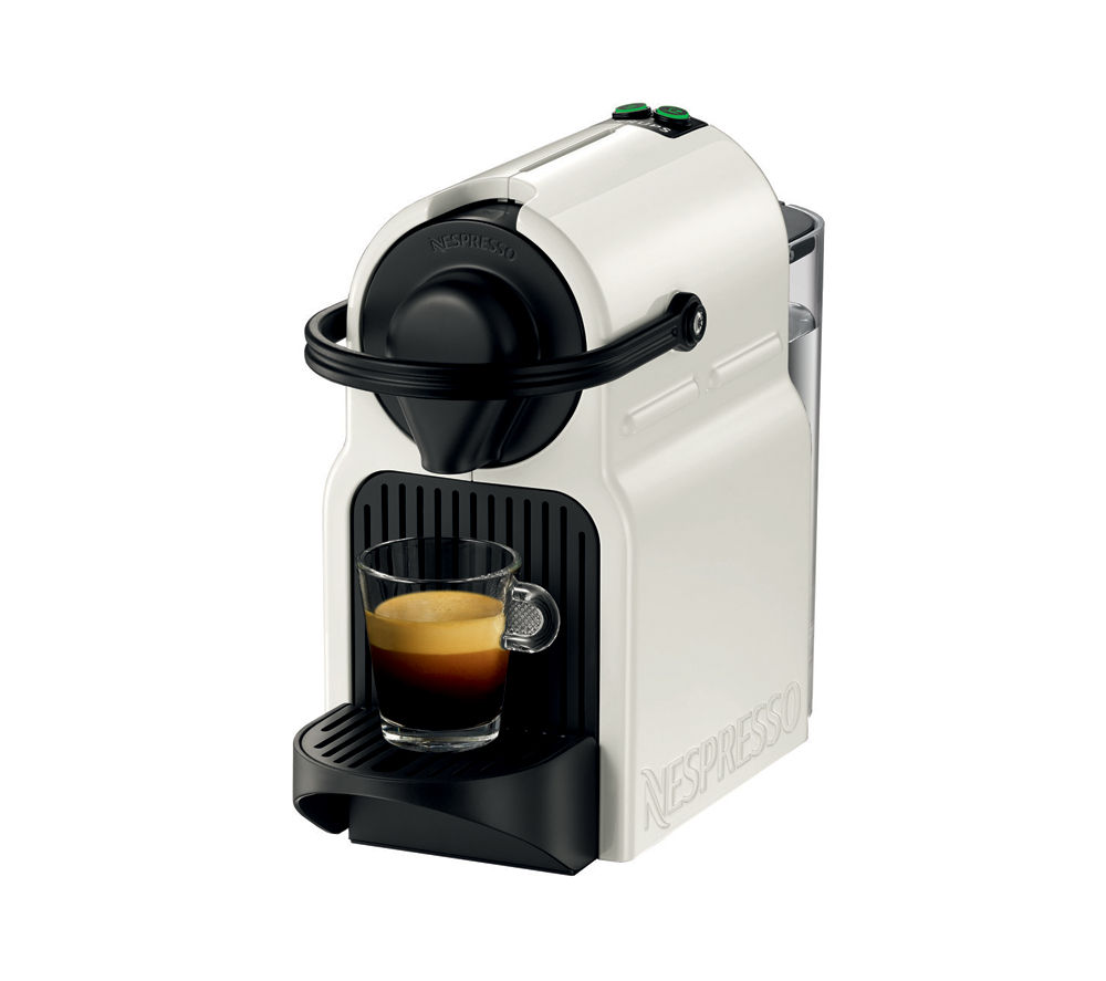 nespresso by krups inissia xn100140 coffee machine pod. Black Bedroom Furniture Sets. Home Design Ideas