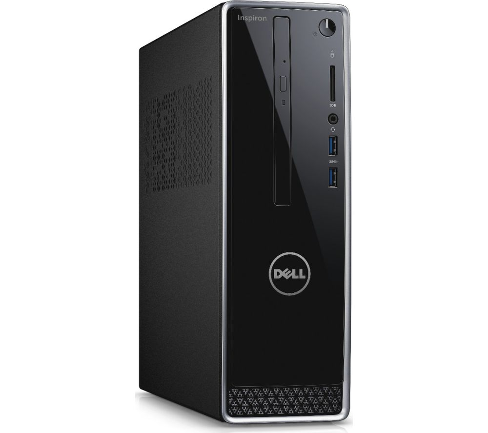 Sentinel Dell Inspiron Small Intel Core I5 Desktop Pc 1 Tb Hdd Currys
