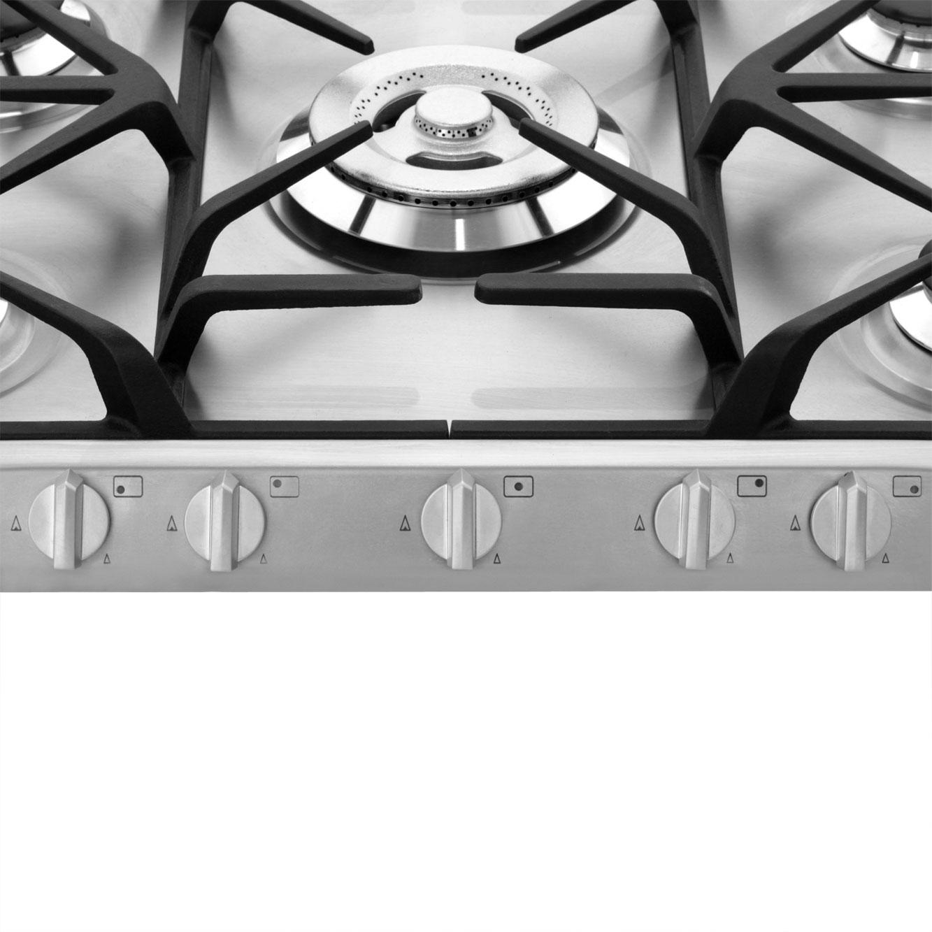 SMEG Cucina SR275XGH Gas Hob - Stainless Steel 8017709179489 | eBay
