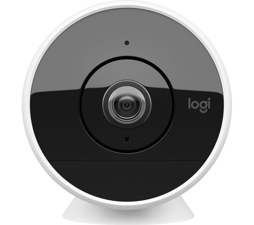 Brand New LOGITECH Circle 2 Wired Indoor/Outdoor Wifi Home ...