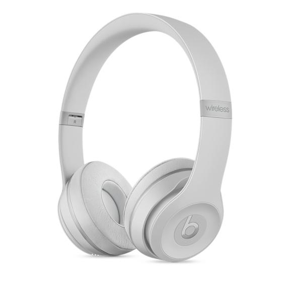 Sentinel BEATS Solo 3 Wireless Bluetooth Headphones - Matte Silver - Currys 34b8dc31b