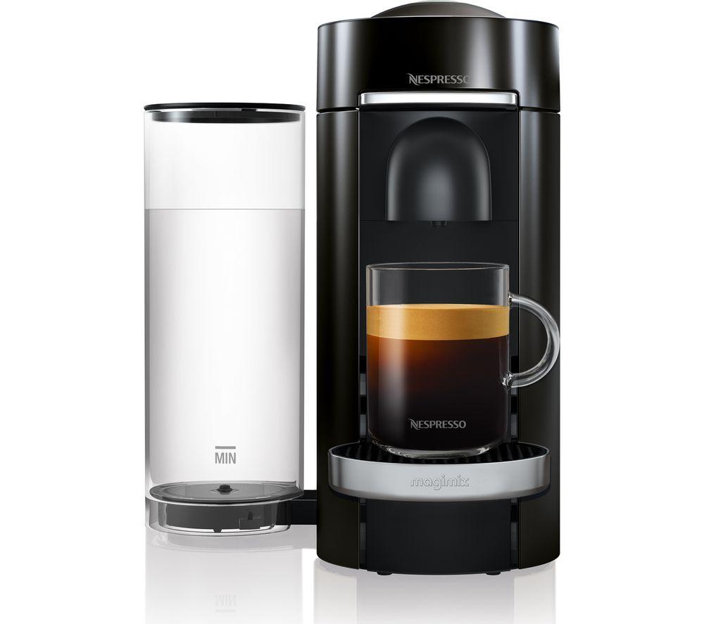 Nespresso U Machine Nespresso By Magimix Vertuoplus M600 Coffee Machine Piano Black