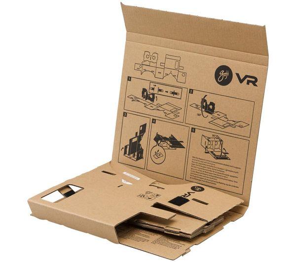 458f6555914b GOJI G6PVR17 Card 3D Virtual Reality Glasses 5017416755801