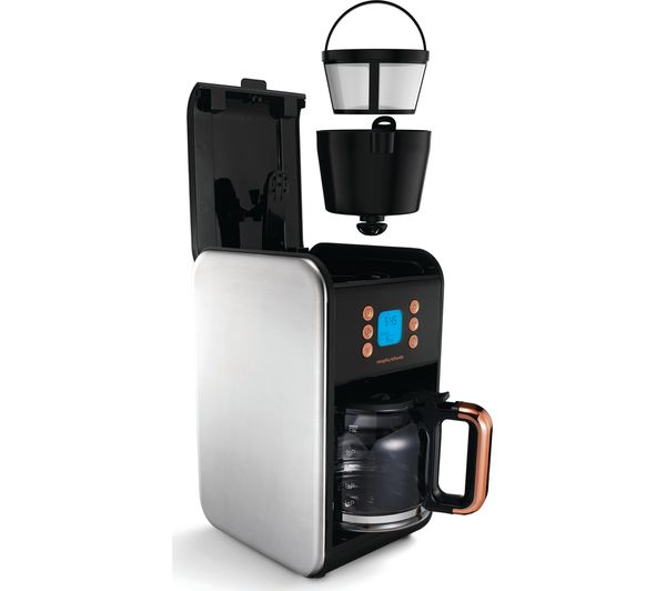 Morphy Richards Ekspres Pour Over: MORPHY RICHARDS Accents 162011 Filter Coffee Machine