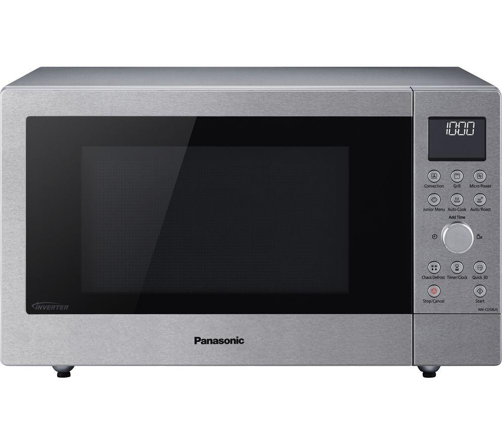 Sentinel Panasonic Nn Cd58jsbpq Combination Microwave Stainless Steel Currys