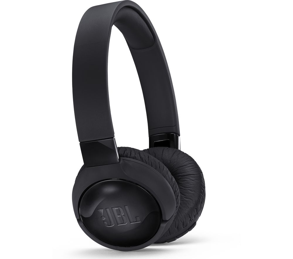 e0798ebda65 Sentinel JBL Tune 600BTNC Wireless Bluetooth Noise-Cancelling Headphones -  Black - Currys