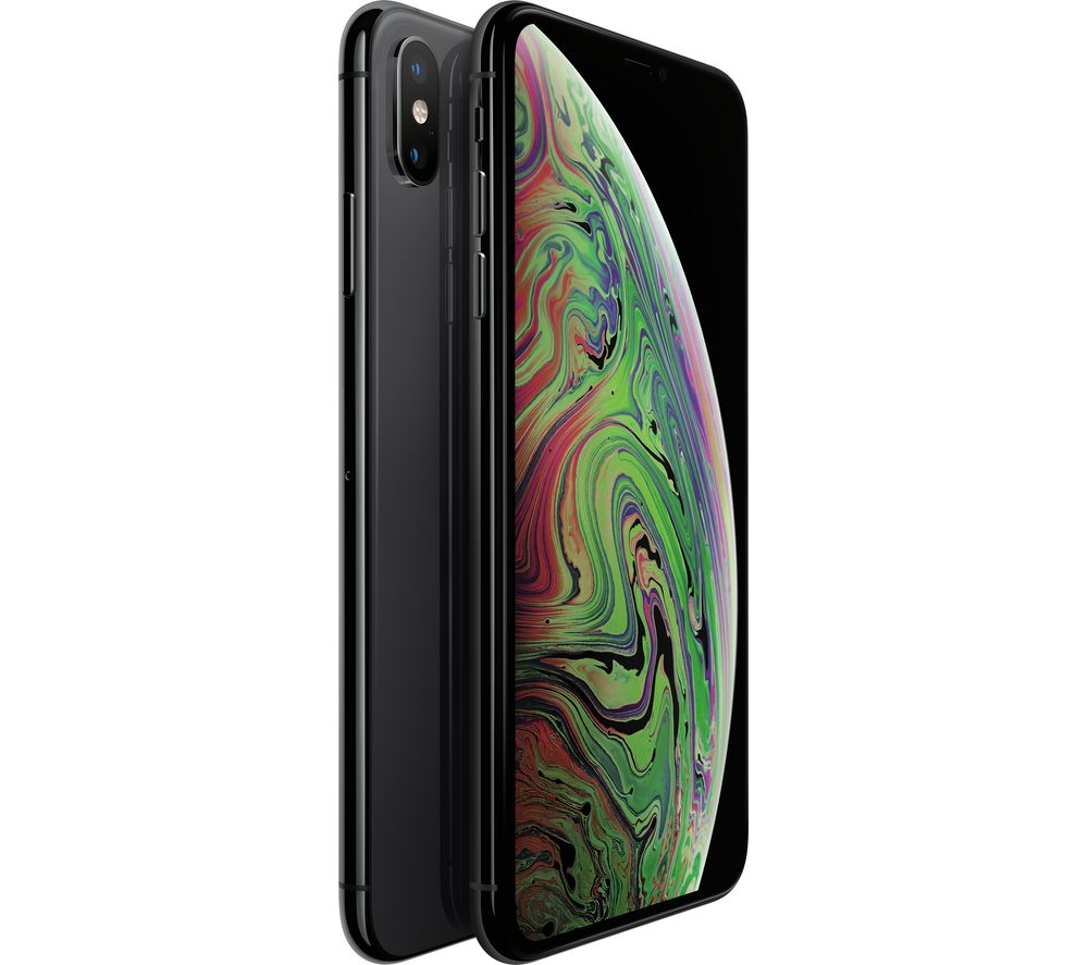 About 256gb Iphone Apple Xs Max Grey Details
