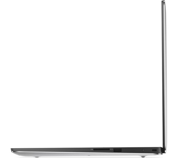 DELL XPS 15 15.6 Inch Intel® Core™ i7 Laptop - 512 GB SSD, Silver - Currys