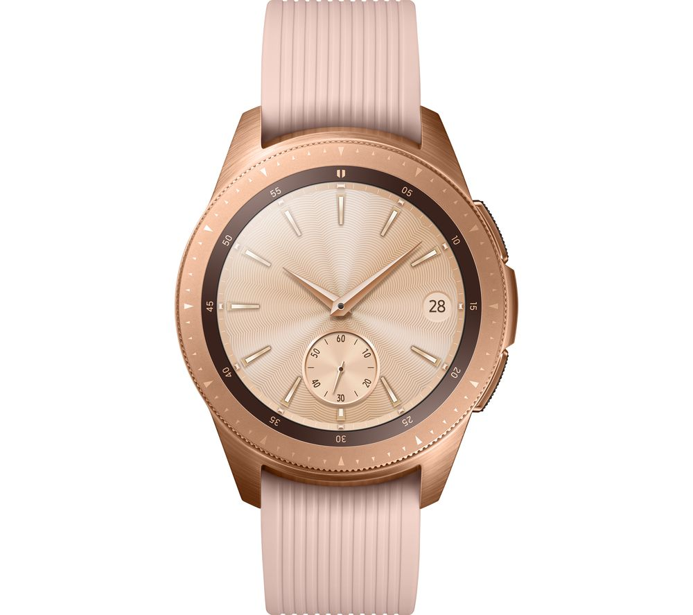 Details About Samsung Galaxy Watch Rose Gold 42 Mm Currys