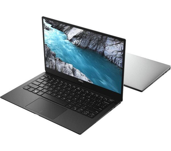 DELL XPS 15 15.6 Inch Intel® Core™ i9 Laptop - 1 TB SSD, Silver - Currys