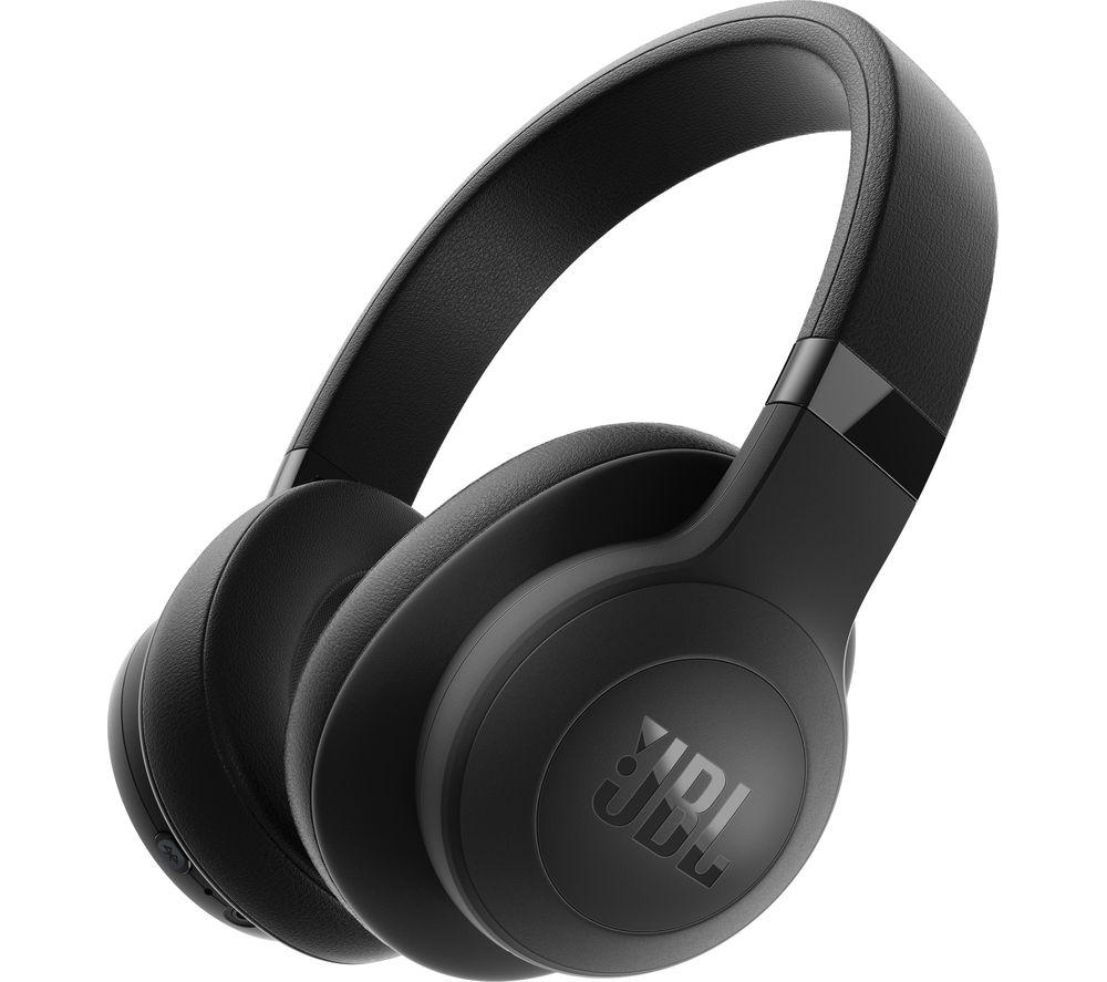 30414e70cfe Sentinel JBL E500BT Wireless Bluetooth Headphones - Black - Currys
