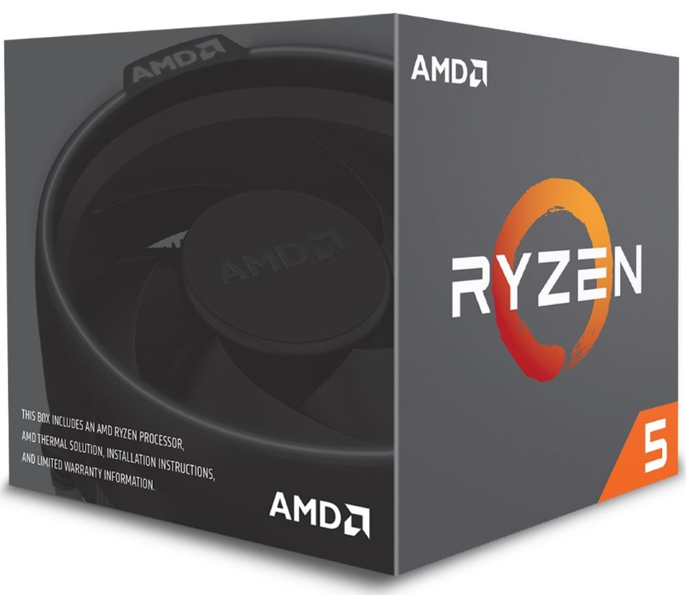 AMD Ryzen 5 2600 Processor - Currys
