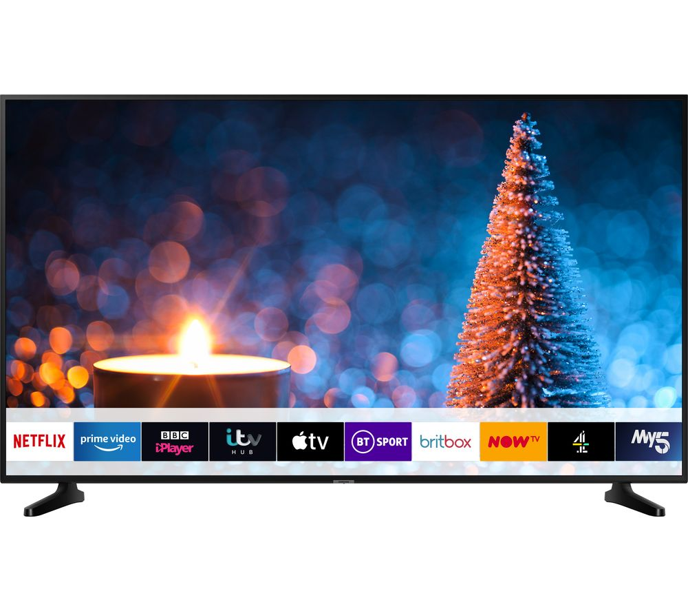 "2160p 4K Ultra HD TV w// High Dynamic Range 50/"" Class LED Smart Samsung"