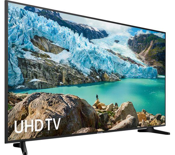 "SAMSUNG UE50RU7020KXXU 50"" Smart 4K Ultra HD HDR LED TV - Currys 2"