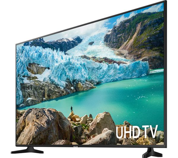 "SAMSUNG UE50RU7020KXXU 50"" Smart 4K Ultra HD HDR LED TV - Currys 6"