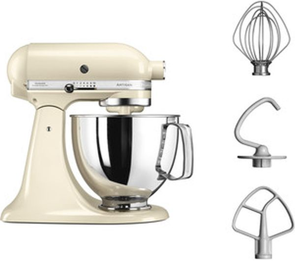 Kitchenaid Artisan 5ksm125blt Stand Mixer Latte Currys