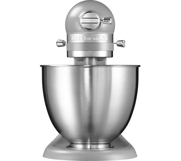 Sentinel Kitchenaid Artisan Mini 5ksm3311xbfg Stand Mixer Matte Grey