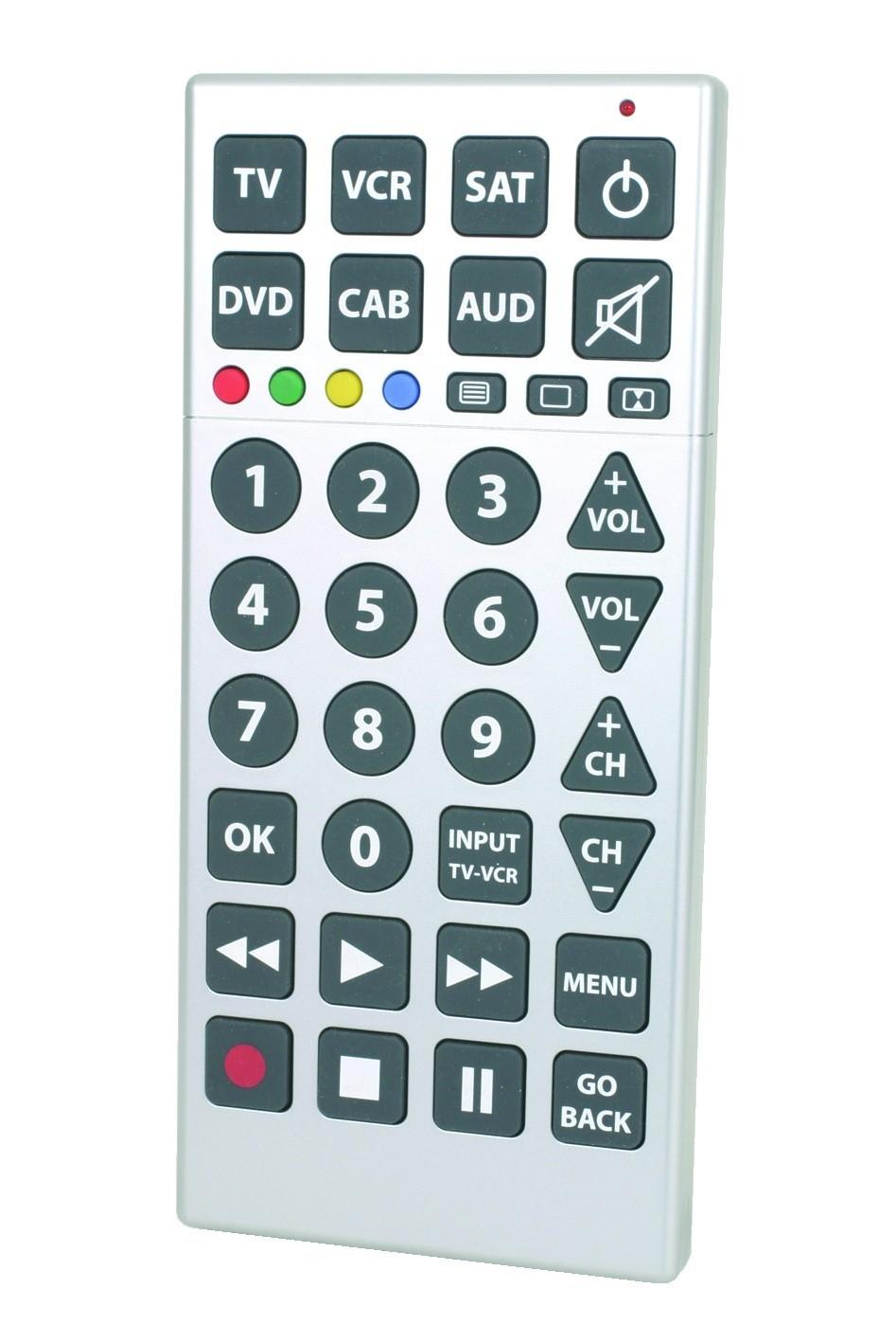 Инструкция universal jumbo remote