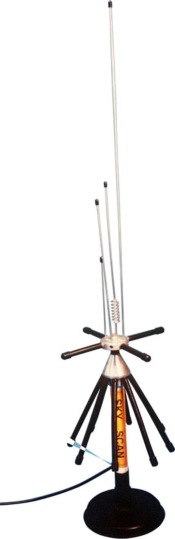 Ordinateur de bureau Indoor Antenne Arienne scanner discone base