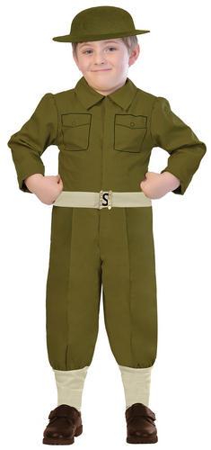WWII-Kids-Fancy-Dress-British-World-War-Two-  sc 1 st  eBay & WWII Kids Fancy Dress British World War Two 1930s 40s Wartime ...