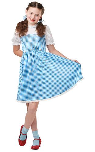 George il mago di Oz Dorothy Costume Outfit Costume Giornata Mondiale del Libro