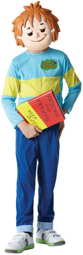 World Book Day Week Boys Fancy Dress Story Fun Childrens Kids Costume Outfit New