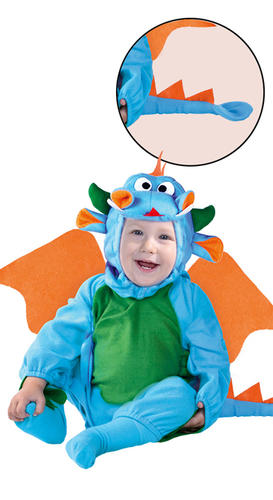 Baby-Halloween-Fancy-Dress-Little-Spooky-Monster-Animal-Vampire-Toddler-Costumes thumbnail 3