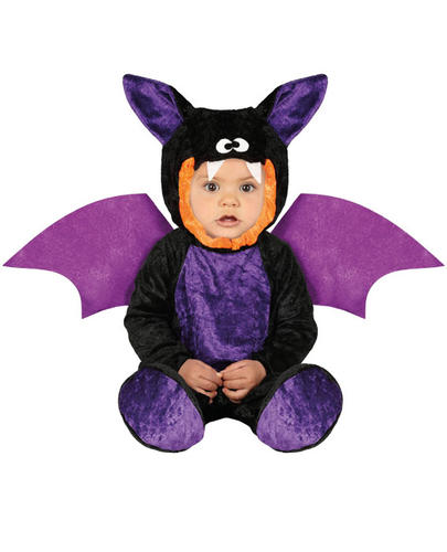 Baby-Halloween-Fancy-Dress-Little-Spooky-Monster-Animal-Vampire-Toddler-Costumes thumbnail 7