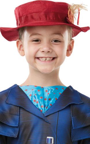 Disfraz de niñas de Mary Poppins devoluciones Libro Semana niñera Vestido de fantasía Traje
