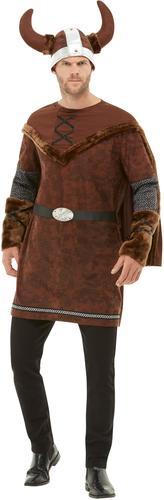 Viking Barbarian Mens Fancy Fancy Fancy Dress Saxon Adult Historical Book Day Costume Outfit | Angenehmes Aussehen  | Düsseldorf Online Shop  | Spielzeugwelt, glücklich und grenzenlos  6570a7