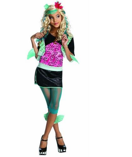 Monster-High-Girls-Book-Week-Fancy-Dress-Kids-  sc 1 st  eBay & Monster High Girls Book Week Fancy Dress Kids Halloween Child ...