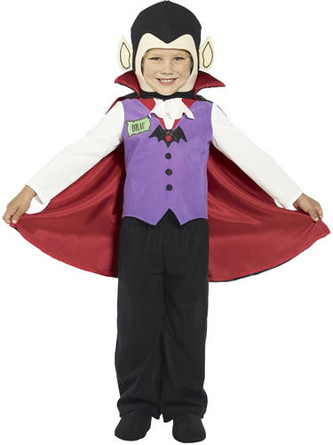 count dracula cape boys halloween fancy dress childrens - Vampire Pictures For Kids