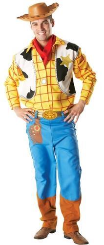 Disney-Toy-Story-Adult-Fancy-Dress-Movie-Characters-  sc 1 st  eBay & Disney Toy Story Adult Fancy Dress Movie Characters Mens Ladies ...