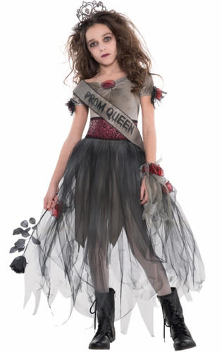 Girls Age 8-16 Fancy Dress Halloween Party Kids Childs Teen Costume Outfit New