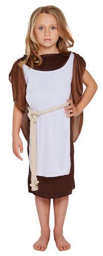 Viking-Girls-Fancy-Dress-Saxon-Warrior-Historical-Kids-  sc 1 st  eBay & Viking Girls Fancy Dress Saxon Warrior Historical Kids Childrens ...