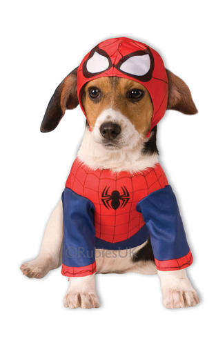 Superhero-Dog-Fancy-Dress-Super-Heroes-Avengers-Marvel-  sc 1 st  eBay & Superhero Dog Fancy Dress Super Heroes Avengers Marvel Comic Pet ...