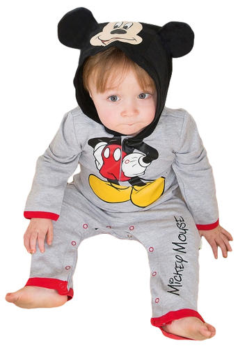 mickey mouse romper baby boys fancy dress disney babies. Black Bedroom Furniture Sets. Home Design Ideas