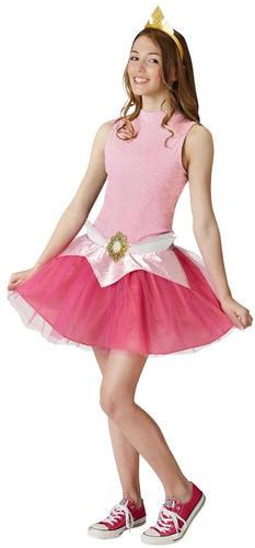 Aurora-Tutu-Set-Ladies-Teens-Fancy-Dress-Disney-  sc 1 st  eBay & Aurora Tutu Set Ladies Teens Fancy Dress Disney Princess Costume ...