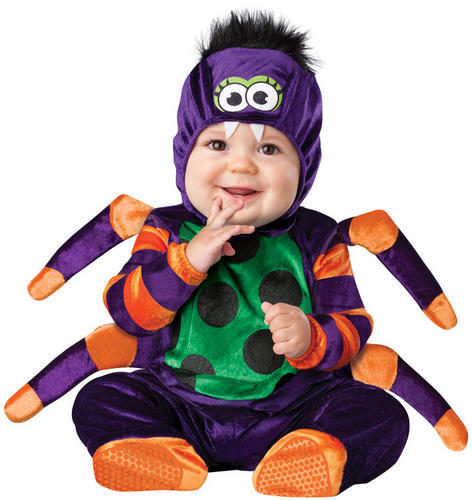 Halloween-Baby-0-24-Months-Fancy-Dress-Girls-Boys-Infant-Toddler-Childs-Costumes thumbnail 6