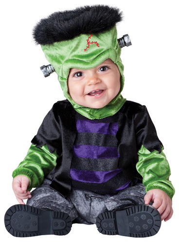 Halloween-Baby-0-24-Months-Fancy-Dress-Girls-Boys-Infant-Toddler-Childs-Costumes thumbnail 9