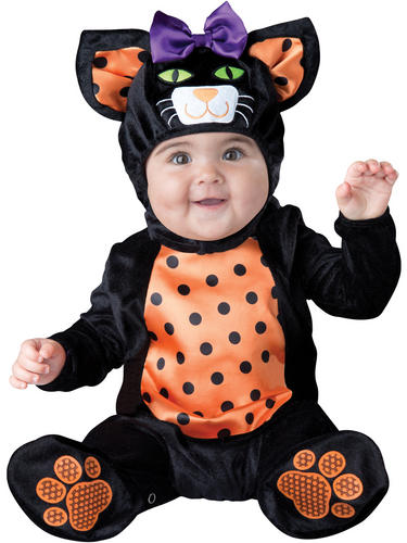 Halloween-Baby-0-24-Months-Fancy-Dress-Girls-Boys-Infant-Toddler-Childs-Costumes thumbnail 21