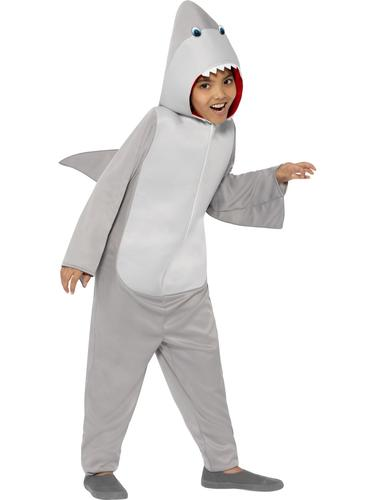 Shark-Kids-Fancy-Dress-Halloween-Jaws-Sea-Creature-  sc 1 st  eBay : sea creature costumes for kids  - Germanpascual.Com