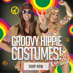 Hippe and Groovy costume